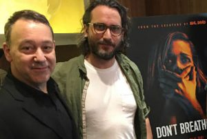 Fede Alvarez, Sam Raimi - Don't Breathe