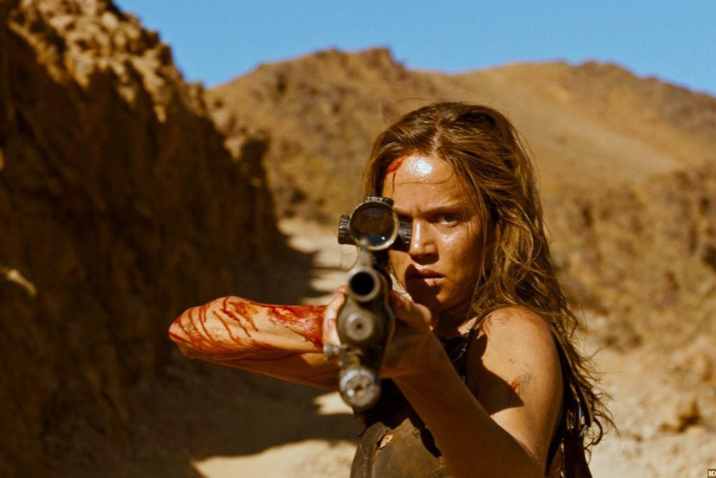 Matilda Anna Ingrid Lutz - Revenge (2017)