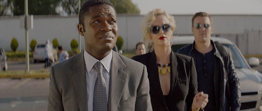 David Oyelowo, Charlize Theron, Joel Edgerton - Gringo (2018)