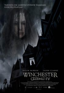 Winchester Gizemli Ev (2018)