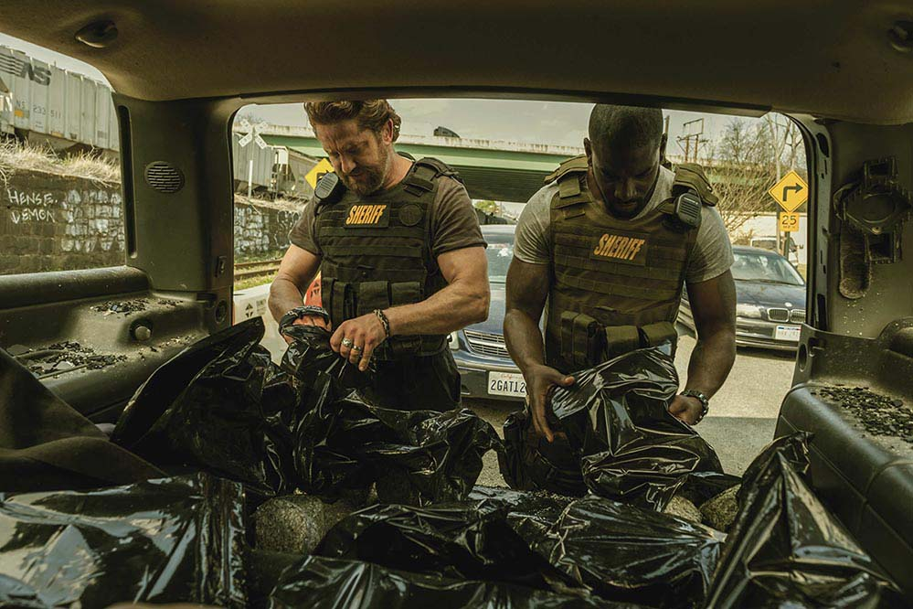 Gerard Butler, Mo McRae - Den of Thieves (2018)