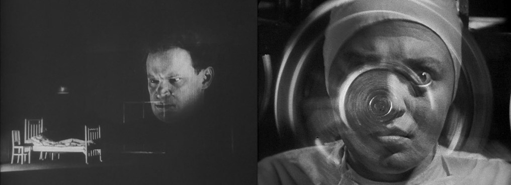 Orlacs Hände (1924) ve Mad Love (1935)