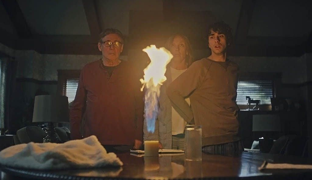 Gabriel Byrne, Toni Collette, Alex Wolff - Hereditary (2018)