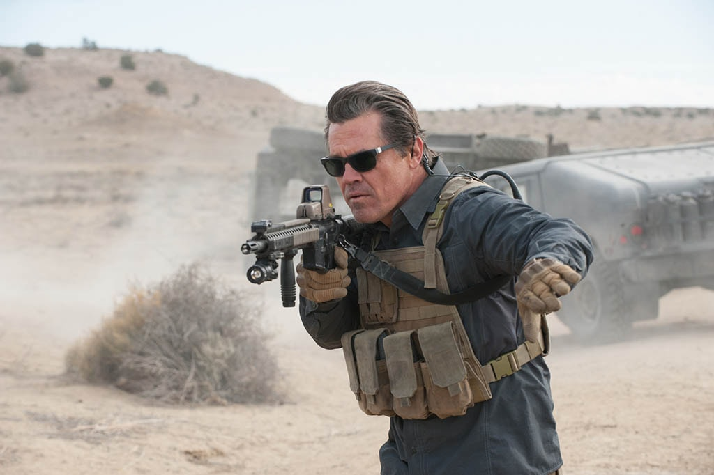 Josh Brolin - Sicario: Day of the Soldado (2018)