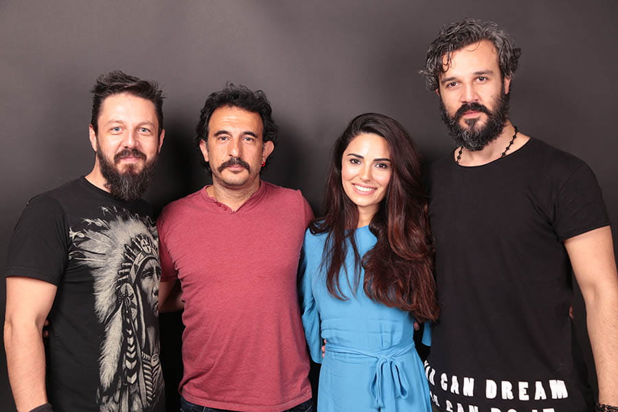 Burak Sarımola, Biray Dalkıran, Cevahir Turan, Kaan Songün - Araf 2 (2018)