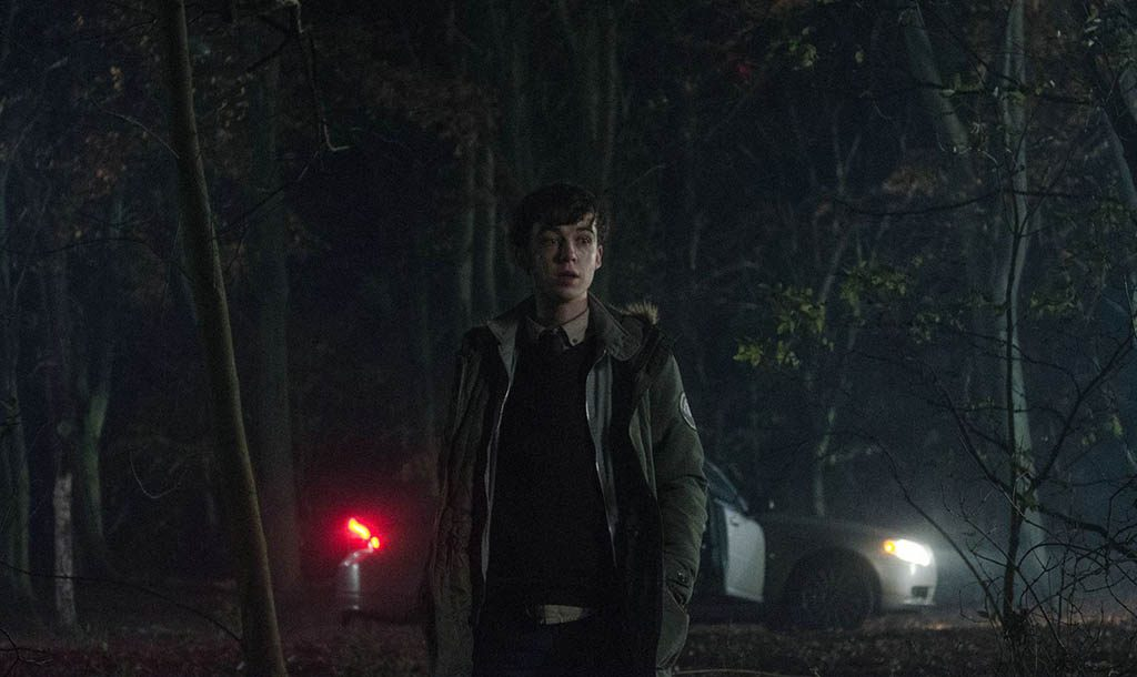 Alex Lawther - Ghost Stories (2017)
