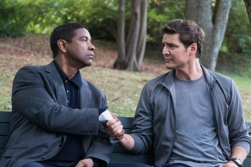 Denzel Washington, Pedro Pascal - The Equalizer 2 (2018)