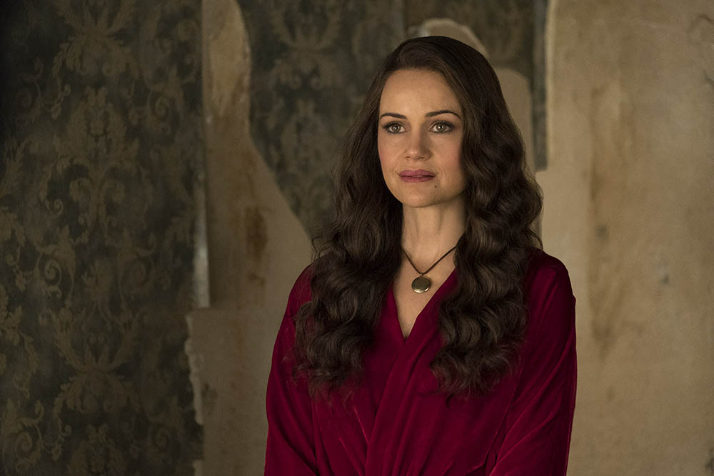 The Haunting of Hill House Dizi