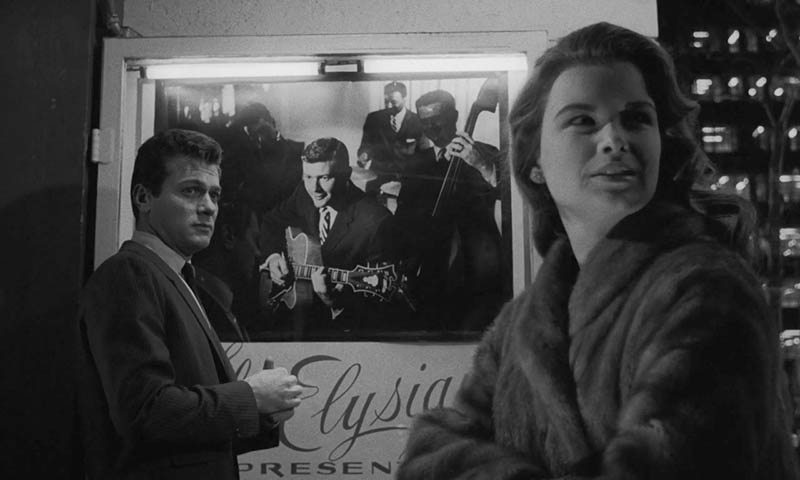 Tony Curtis, Martin Milner, Susan Harrison - Sweet Smell of Success (1957)