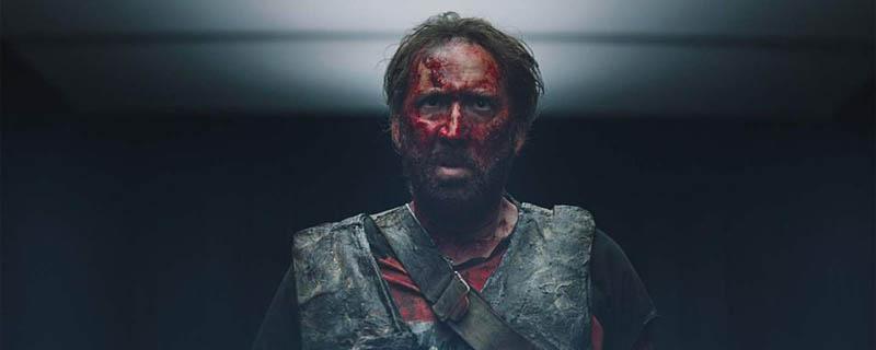 Nicolas Cage, Mandy (2018)
