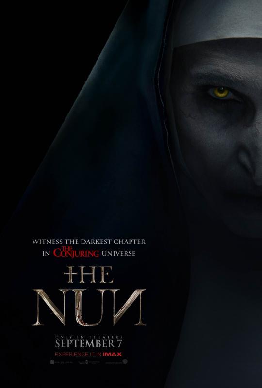 The Nun 2018 Film Eleştirisi Karanlık Sinema