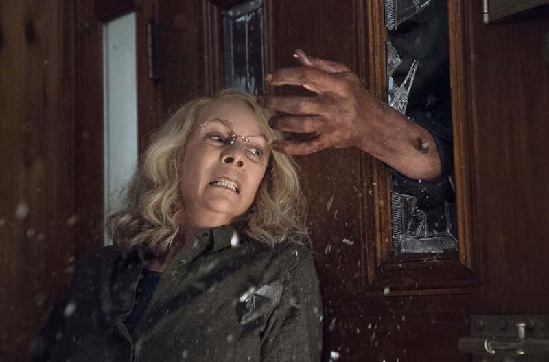 Jamie Lee Curtis - Halloween (2018)