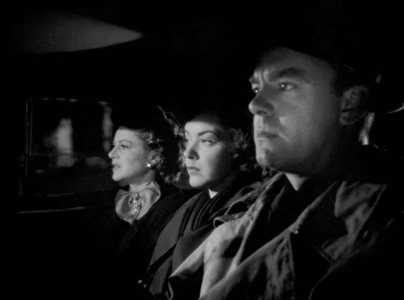 Claire Trevor, Marsha Hunt, Dennis O'Keefe - Raw Deal (1948)