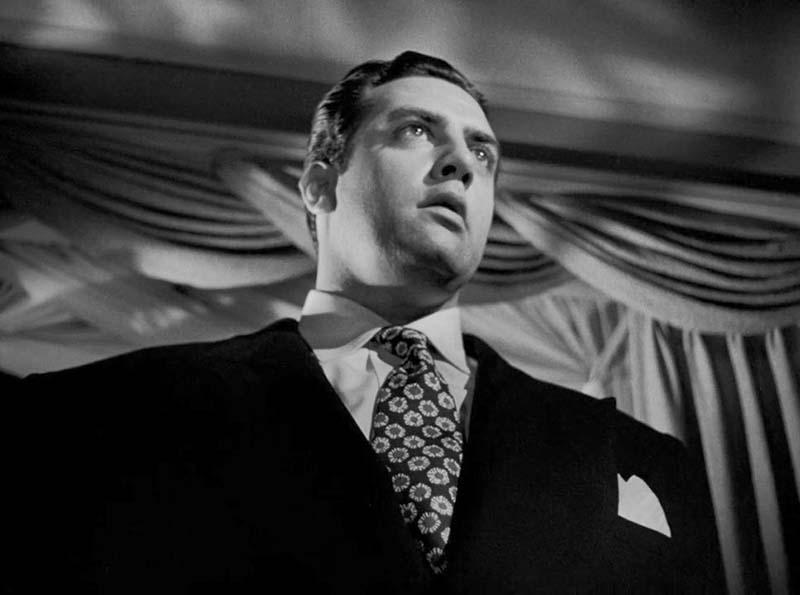 Raymond Burr- Raw Deal (1948)
