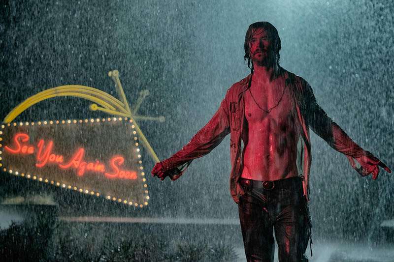Chris Hemsworth - Bad Times at the El Royale (2018)