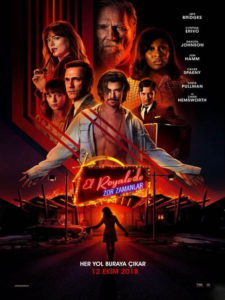 Bad Times at the El Royale (El Royale'de Zor Zamanlar, 2018)