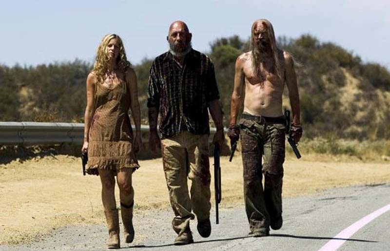 Sheri Moon Zombie, Sid Haig, Bill Moseley - The Devil's Rejects (2005)