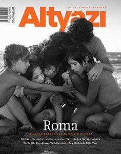 Altyazı 188. Sayı (Kasım - Aralık) - Roma