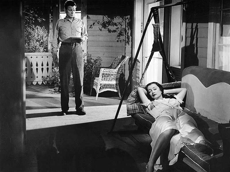 Joseph Cotten, Bette Davis - Beyond the Forest (1949)
