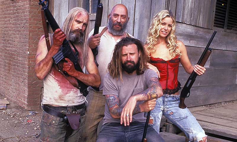 Bill Moseley, Sid Haig, Sheri Moon Zombie, Rob Zombie - The Devil's Rejects (2005)