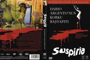 Suspira (1977) DVD