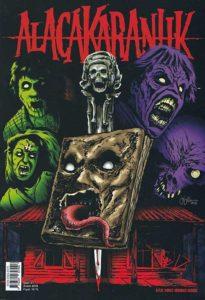 Alacakaranlık 21. Sayı (Aralık) - Evil Dead