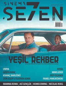 Se7en Mecmua 1. Sayı (Aralık) - Green Book