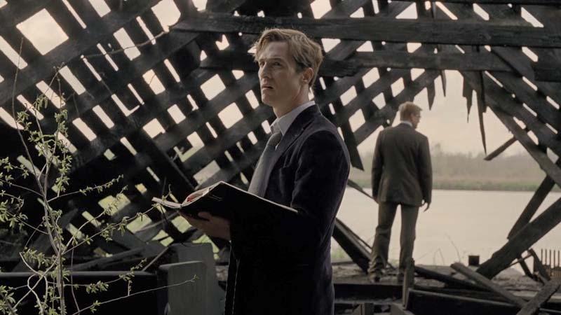 Matthew McConaughey, Woody Harrelson - True Detective 1. Sezon