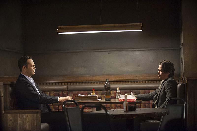 Vince Vaughn, Colin Farrell - True Detective 2. Sezon