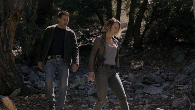 Taylor Kitsch, Rachel McAdams - True Detective 2. Sezon