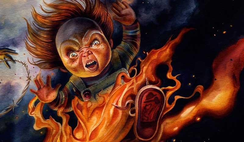 Chucky - Jérémy Pailler / Horror Genesis