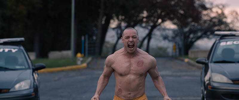 James McAvoy - Glass (2019)