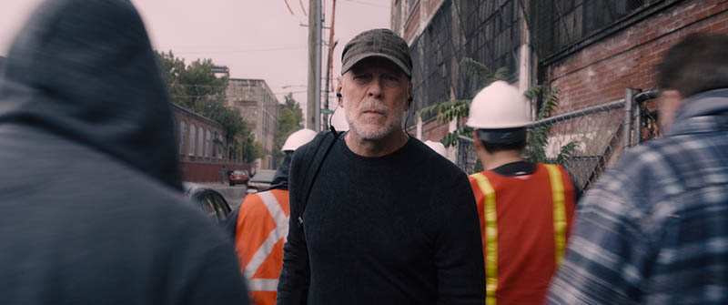 Bruce Willis - Glass (2019)