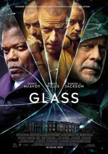 Glass (2019) Afiş