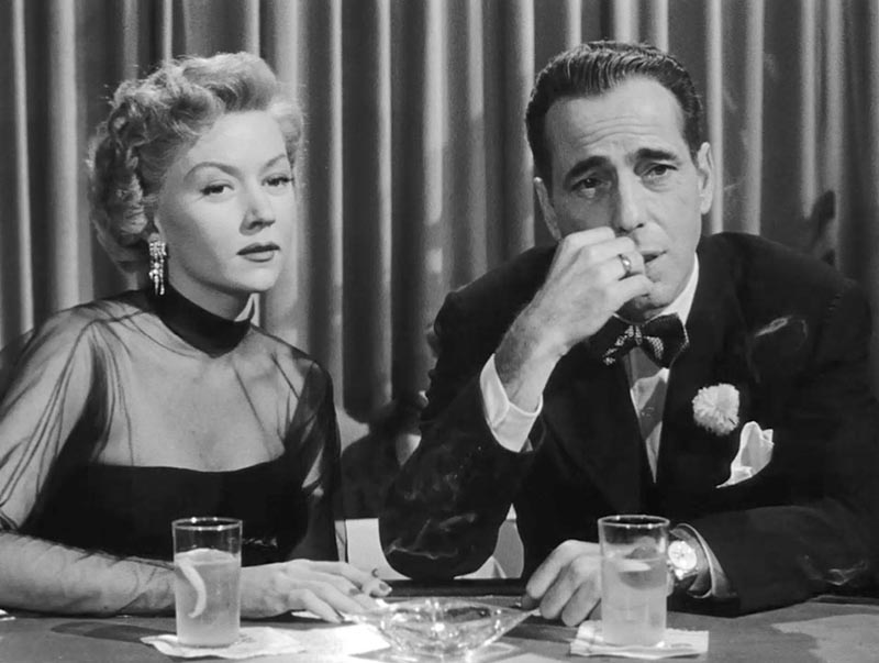 Gloria Grahame, Humphrey Bogart - In a Lonely Place (1950)