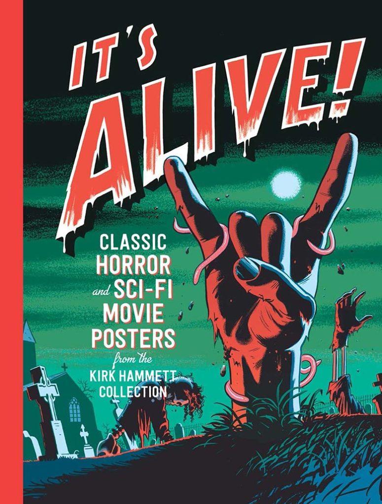 Yaşıyor! Kirk Hammet Koleksiyonundan Klasik Korku ve Bilim Kurgu Film Posterleri