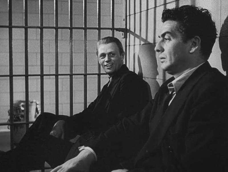 Richard Widmark, Victor Mature - Kiss of Death (1947)