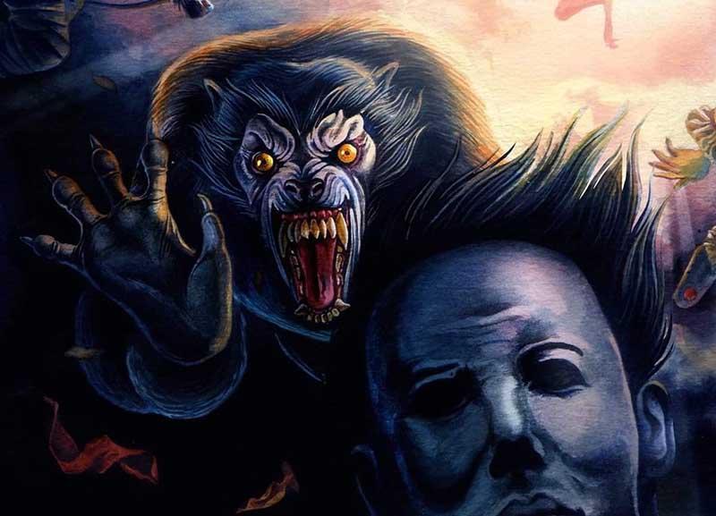 Michael Myers - Jérémy Pailler / Horror Genesis