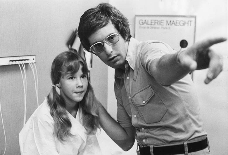 Linda Blair, William Friedkin - The Exorcist (1973)