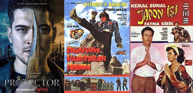 Türk Dizi ve Filmlerinde Fantastik ve Korku
