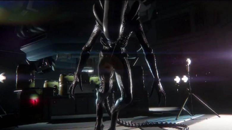 Bol Kanlı Bir Alien Animasyon Serisi Geliyor