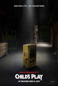 Child's Play Yeniden Çevriminden Poster