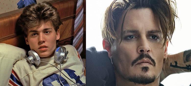 Johnny Depp - A Nightmare on Elm Street (Elm Sokağında Kabus, 1984)