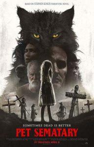 Pet Sematary (2019) Poster