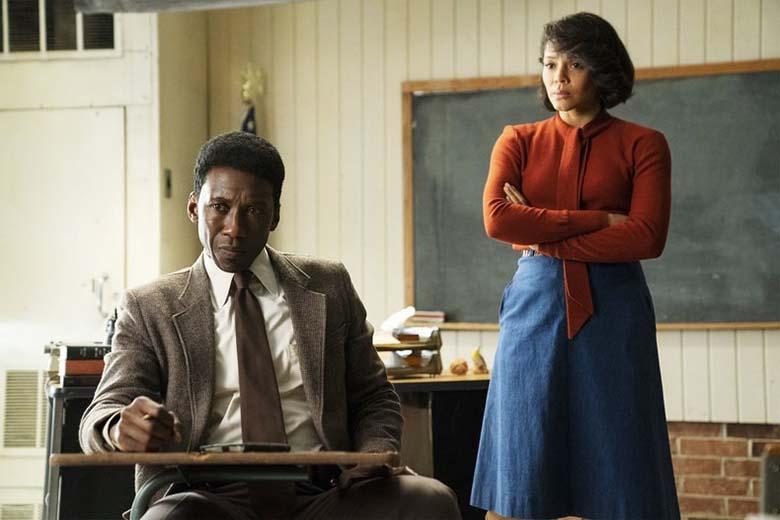 Mahershala Ali, Carmen Ejogo - True Detective 3. Sezon