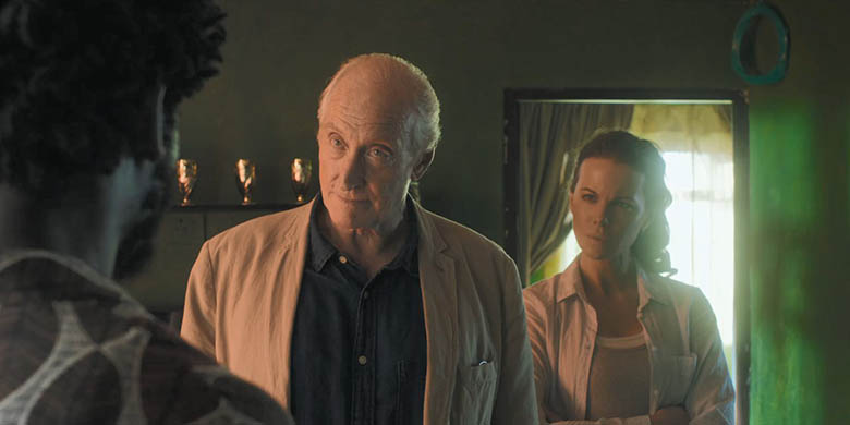 The Widow 1. Sezon - Charles Dance, Kate Beckinsale
