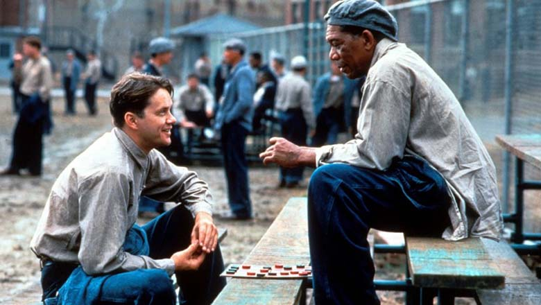 The Shawshank Redemption (Esaretin Bedeli, 1994) - Tim Robbins, Morgan Freeman