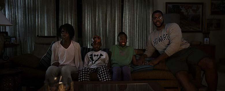 Us (2019) - Lupita Nyong'o, Evan Alex, Shahadi Wright Joseph, Winston Duke