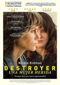 Destroyer (2018) Poster