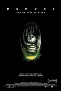 Memory: The Origins of Alien (2019) - Poster
